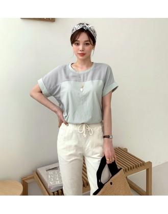 KL1858 韓國女裝上衣 TOP