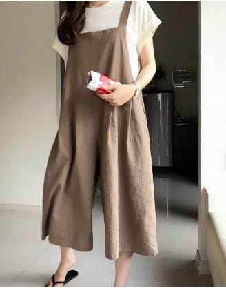 KL1859 韓國女裝連身褲 JUMPSUIT