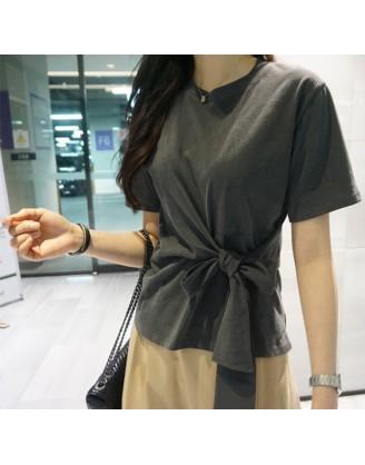 KL1860 韓國女裝上衣 TOP