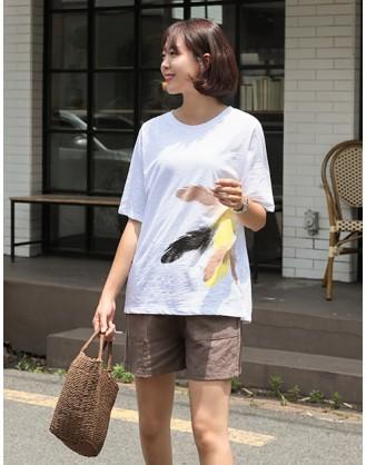KL1862 韓國女裝上衣 TOP