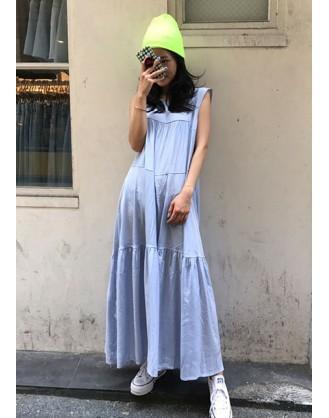 KL1864 韓國女裝連身裙 OPS