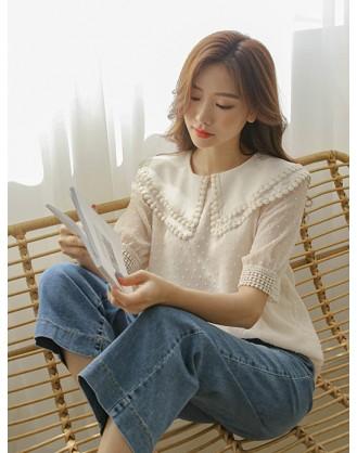 KL1865 韓國女裝上衣 TOP