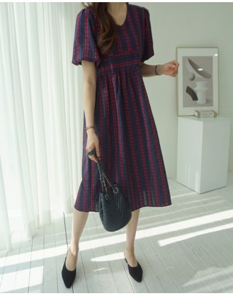 KL1871 韓國女裝連身裙 OPS