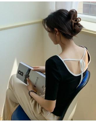 KL1872 韓國女裝上衣 TOP