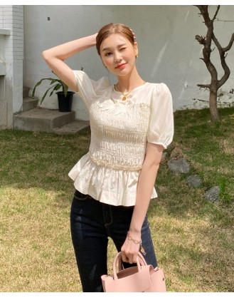 KL1874 韓國女裝上衣 TOP