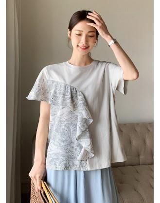 KL1881 韓國女裝襯衫 TOP
