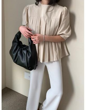 KL1882 韓國女裝襯衫 BLOUSE