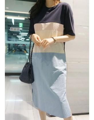 KL1883 韓國女裝連身裙 OPS