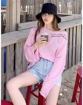 KL1885 韓國女裝上衣 TOP