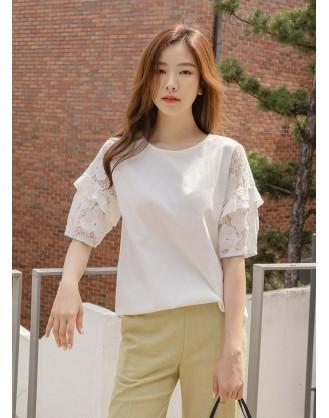 KL1886 韓國女裝上衣 TOP