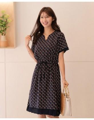 KL1887 韓國女裝連身裙 OPS