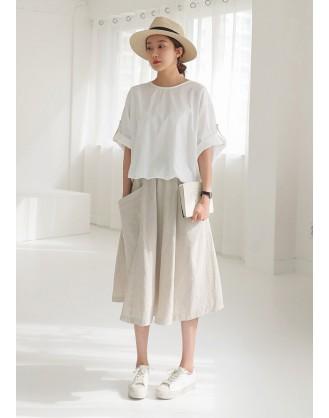 KL1894 韓國女裝半身裙 SKIRT