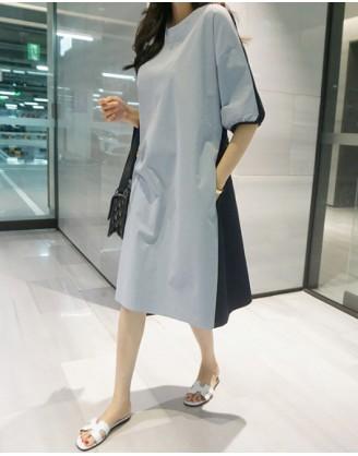 KL1908 韓國女裝連身裙 OPS