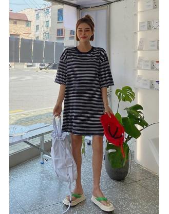 KL1916 韓國女裝連身裙 OPS