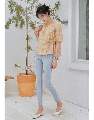 KL1923 韓國女裝襯衫 BLOUSE