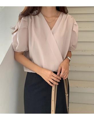 KL1924 韓國女裝襯衫 BLOUSE