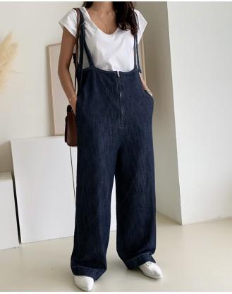 KL1928 韓國女裝連身褲 JUMPSUIT
