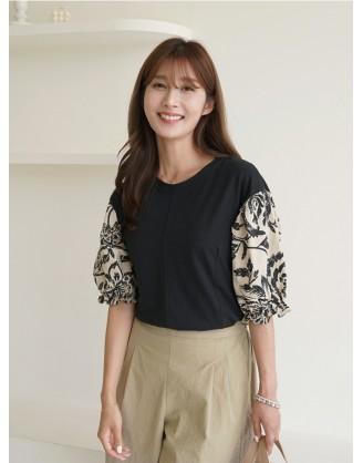 KL1929 韓國女裝上衣 TOP