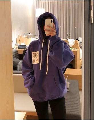 KL1273 韓國女裝上衣 HOODIE