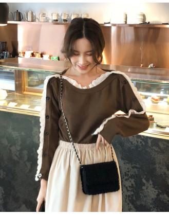 KL1415 韓國女裝針織上衣 KNIT