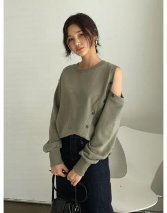 KL1778 韓國女裝上衣 TOP