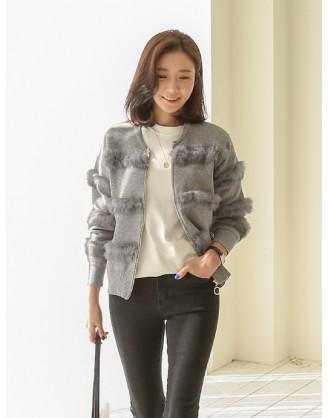 KL1781 韓國女裝開襟上衣 CARDIGAN