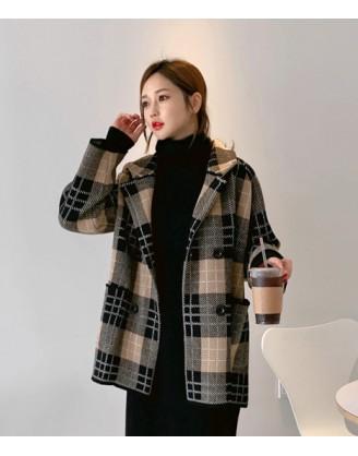KL1791 韓國女裝外套 OUTER
