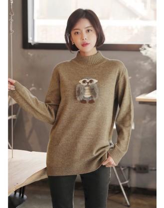 KL1793 韓國女裝針織上衣 SWEATER