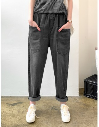 KL1799 韓國女裝長褲 PANTS