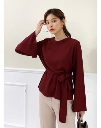 KL1807 韓國女裝襯衫 BLOUSE
