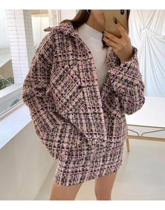 KL1808 韓國女裝外套 OUTER