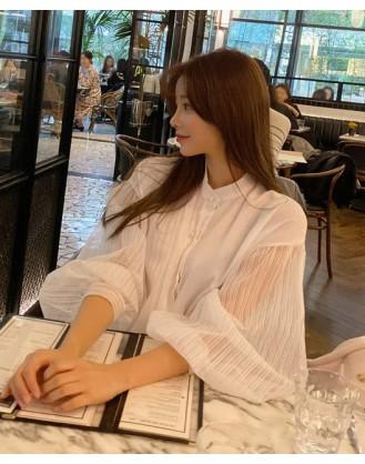 KL1810 韓國女裝襯衫 BLOUSE
