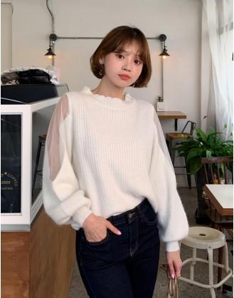 KL1814 韓國女裝針織上衣 SWEATER