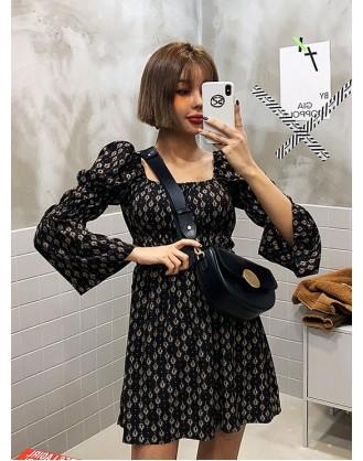 KL1815 韓國女裝連身裙 OPS