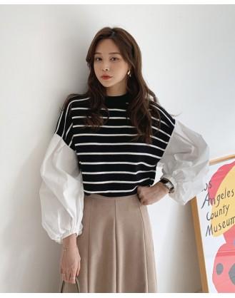 KL1818 韓國女裝針織上衣 SWEATER