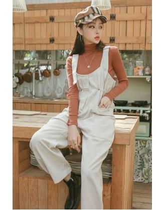 KL1820 韓國女裝連身褲 JUMPSUIT