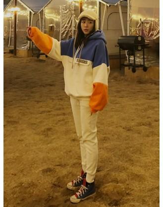 KL1824 韓國女裝上衣 HOODIE
