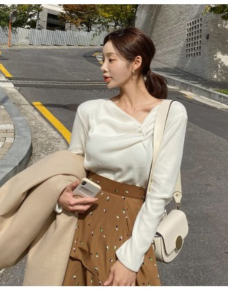 KL1827 韓國女裝上衣 TOP