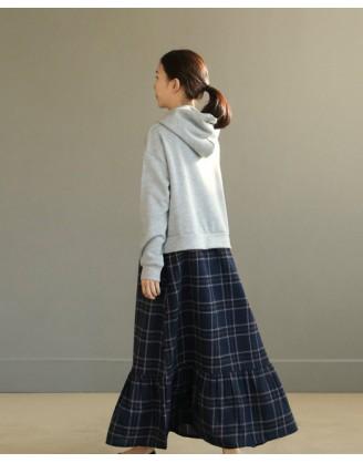 KL1828 韓國女裝連身裙 OPS