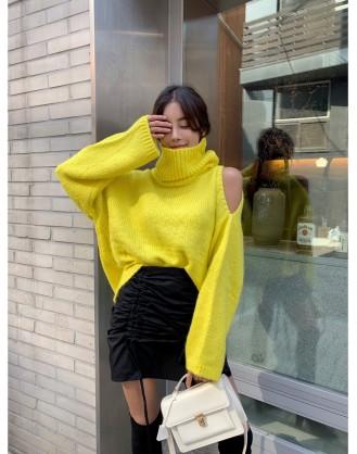 KL1829 韓國女裝羊毛上衣 SWEATER