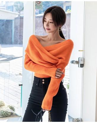 KL1830 韓國女裝上衣 SWEATER