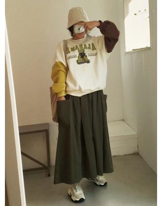 KL1833 韓國女裝上衣 MTM