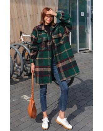 KL1835 韓國女裝外套 OUTER