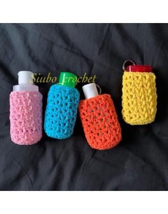 AD0001 DIY鈎織搓手液掛袋材料包