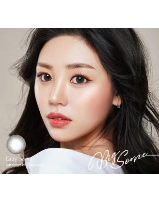 KC0001 韓國 OLENS-BIGSOME 彩色隱形眼鏡 2片/盒 (MONTH)