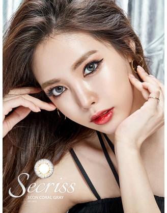 KC0002 韓國 OLENS-SECRISS 彩色隱形眼鏡 20片/盒 (DAY)
