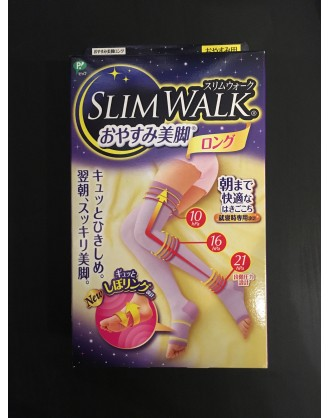 SW0005 SLIMWALK-美腿壓力襪加強緊實版 (睡眠型)