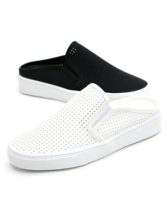 KS0021 韓國製厚底鞋 SLIPON