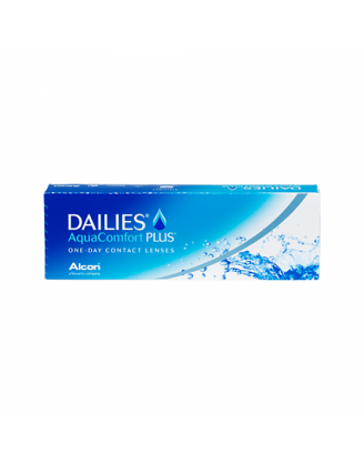 C0006 視康ALCON DAILIES AQUACOMFORT PLUS 每日即棄隱形眼鏡